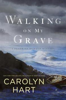 Walking on My Grave 0451488555 Book Cover