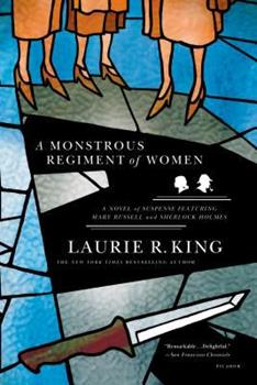 A Monstrous Regiment of Women 0553574566 Book Cover