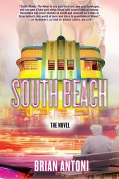 South Beach: The Novel 0802170439 Book Cover