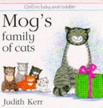 Mogs Family of Cats 0007347049 Book Cover