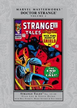 Marvel Masterworks Doctor Strange 2 - Book #49 of the Marvel Masterworks