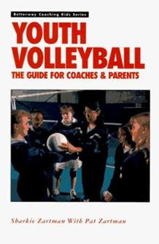 Paperback Youth Volleyball : The Guide for Coaches and Parents Book