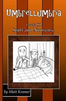 Umbrellumbria: Stuff and Nonsense 1492245224 Book Cover