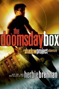 The Doomsday Box 0061756504 Book Cover