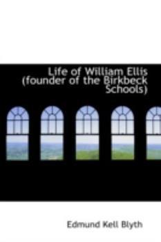 Paperback Life of William Ellis Book