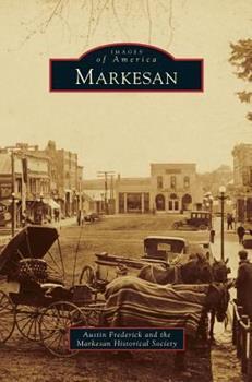 Hardcover Markesan Book