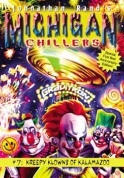 Paperback Kreepy Klowns of Kalamazoo (Michigan Chillers) Book
