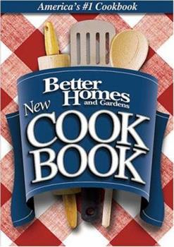 Paperback Better Homes and Gardens New Cook Book