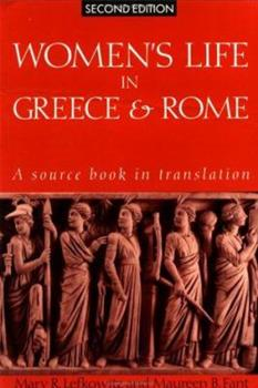 Paperback Women's Life in Greece and Rome : A Source Book in Translation Book