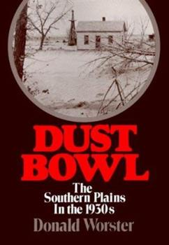 Paperback Dust Bowl: The Southern Plains in the 1930s Book