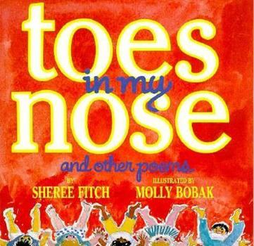Toes in My Nose 0385253257 Book Cover