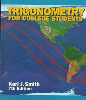 Trigonometry for College Students 0534167888 Book Cover