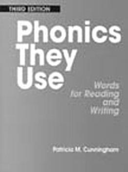 Paperback Phonics They Use : Words for Reading and Writing Book