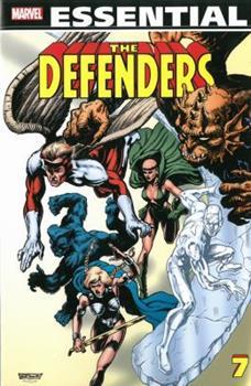 Essential Defenders, Vol. 7 - Book  of the Essential Marvel