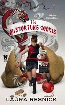 Mass Market Paperback The Misfortune Cookie: Book Six of Esther Diamond Book
