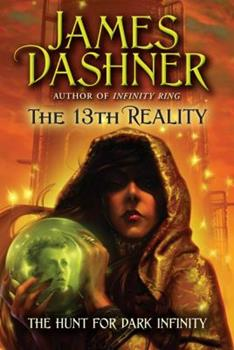 The Hunt for Dark Infinity 1416991530 Book Cover