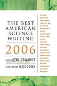 The Best American Science Writing 2006 006072644X Book Cover