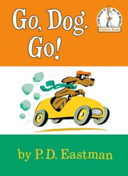 Hardcover Go, Dog. Go! Book