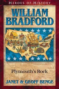 Paperback William Bradford: Plymouth's Rock Book
