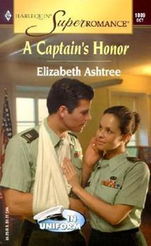 A Captain's Honor - Book #4 of the In Uniform