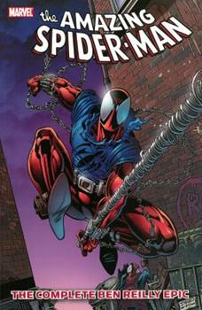 Spider-Man: The Complete Ben Reilly Epic Vol. 1 - Book  of the Web of Scarlet Spider