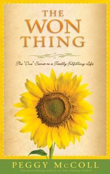 The Won Thing 1401924662 Book Cover