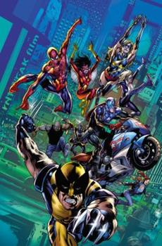 The New Avengers Hardcover Collection Vol. 7 - Book #7 of the New Avengers 2005 Hardcover Collection