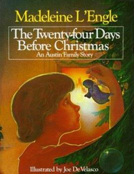 The Twenty-Four Days Before Christmas: An Austin Family Story 0440401054 Book Cover