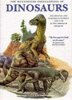 Illustrated Encyclopedia of Dinosaurs 0517468905 Book Cover