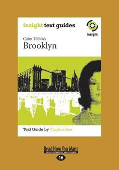 Paperback Brooklyn [Large Print] Book
