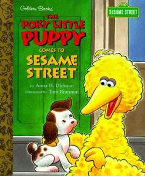 Hardcover The Poky Little Puppy Comes to Sesame Street (Little Golden Storybook) Book