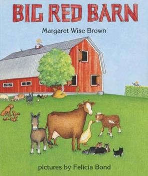 Big Red Barn 0694006246 Book Cover