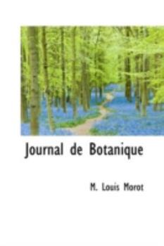 Paperback Journal de Botanique Book