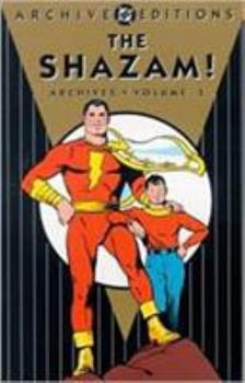 The Shazam! Archives, Vol. 3 - Book  of the DC Archive Editions