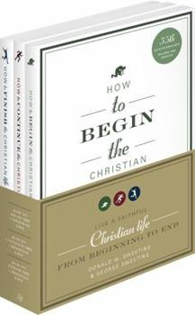 Paperback The Christian Life Set of 3 Books Book