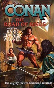 Conan: The Road of Kings 0553120263 Book Cover