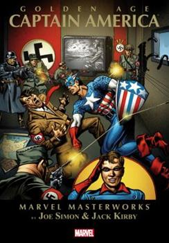 Captain America Golden Age Masterworks Vol. 1 - Book #43 of the Marvel Masterworks
