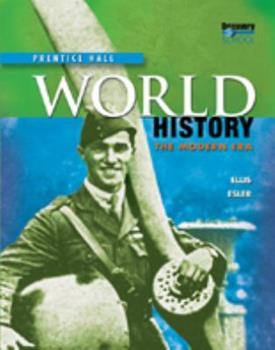 World History: The Modern Era 0133723941 Book Cover