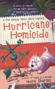 Hurricane Homicide 0425213129 Book Cover