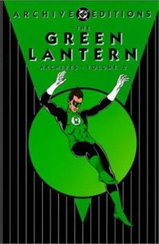 The Green Lantern Archives, Vol. 2 - Book  of the DC Archive Editions