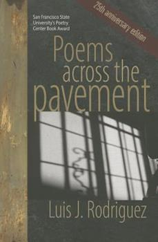 Poems across the Pavement 0962428701 Book Cover