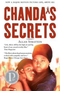 Chanda's Secrets 155037835X Book Cover
