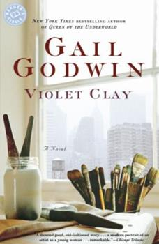 Violet Clay 0140082204 Book Cover