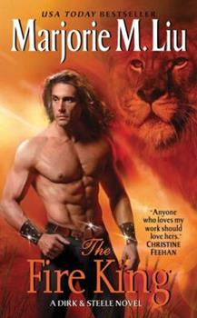 The Fire King 0062019864 Book Cover