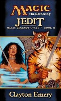 Jedit - Book #33 of the Magic: The Gathering