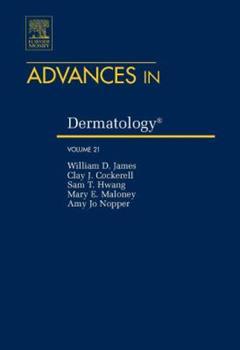 Advances in Dermatology (Advances) 0323021239 Book Cover