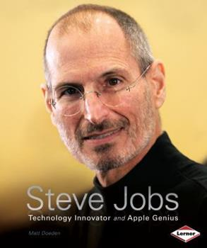 Steve Jobs: Technology Innovator and Apple Genius - Book  of the Gateway Biographies