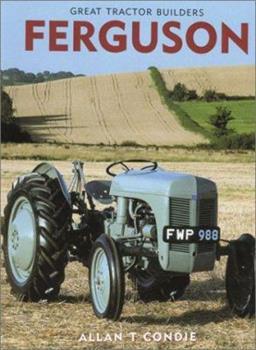 Hardcover Great Tractor Builders: Ferguson Book