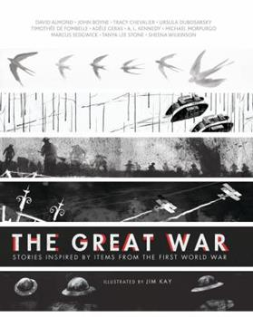 Hardcover The Great War : Stories Inspired by Items from the First World War Book
