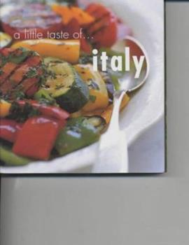 A Little Taste of Italy 086411947X Book Cover